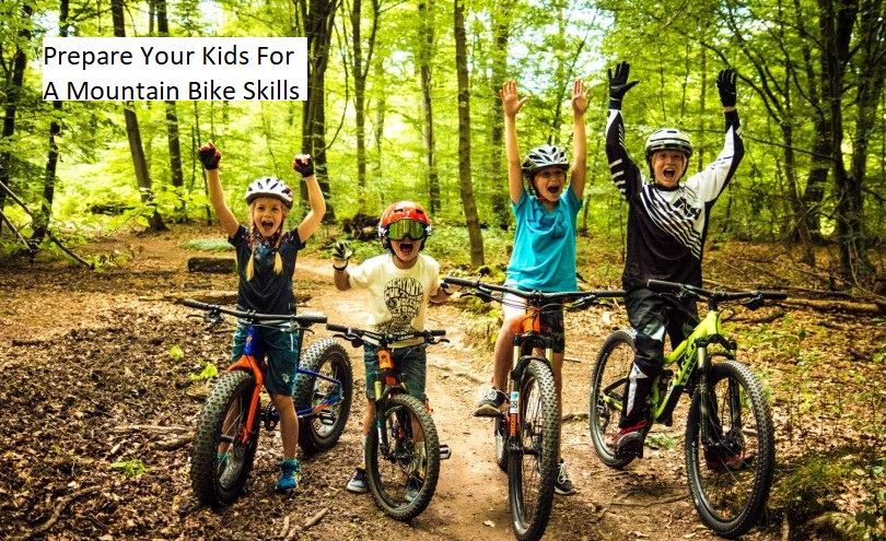 Prepare Your Kids For A Mountain Bike Skills Parent S