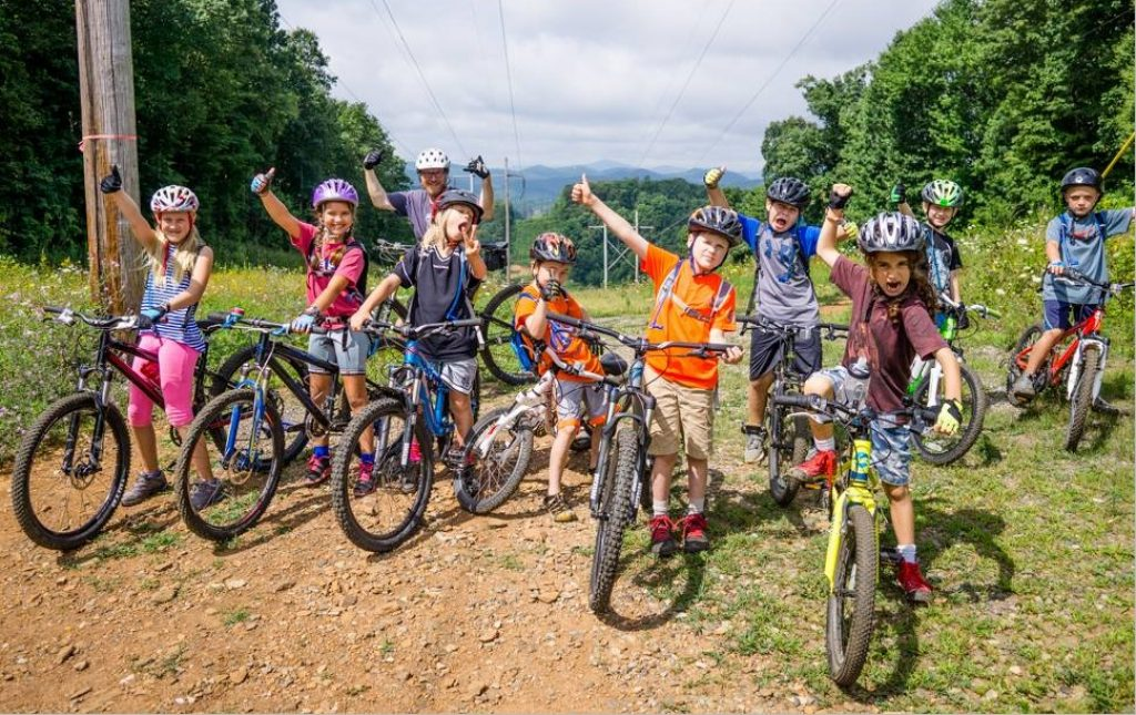 Prepare Your Kids For A Mountain Bike Skills