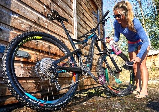 Best Washing Tips for Mountain Bike